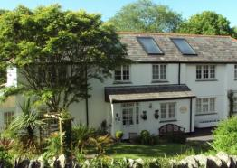 Orchard Lodge, Bed and Breakfast, Boscastle, North Cornwall