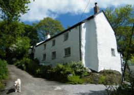 Spring Cottage, Bed and Breakfast, Truro, Cornwall