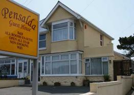 Pensalda Guest House, Newquay, Cornwall
