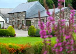 Polhilsa Farm, Bed and Breakfast, Callington, South East Cornwall