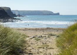 Church Cove, Gunwalloe, Lizard Peninsula, West Cornwall