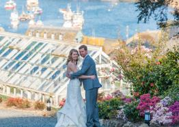 Polpier, Mevagissey, exclusive wedding venue in South Cornwall