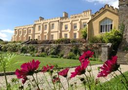 Pentillie Castle and Estate, Bed and Breakfast, Saltash, Cornwall