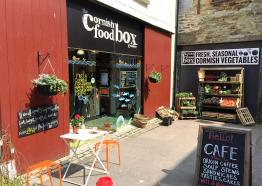 The Cornish Food Box Company, Food & Drink, Truro