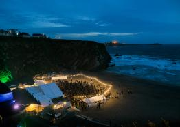 Lusty Glaze 2020 Sundowner Sessions, Cornwall, what's on