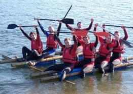 Team building activities | South West Lakes Trust | Launceston | Cornwall