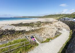 Sennen Cove, Lands End, West Cornwall