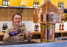 St Austell Brewery Visitor Centre, Things to do in St Austell, Cornwall