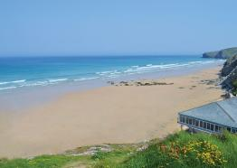 Beaches in Newquay Cornwall | Watergate Bay Beach