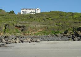 Tideswell at Coverack Headland, Visit Cornwall, accommodation, self catering