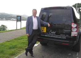Select South West Tours, 4x4 vehicle & driver, Luxury Guided tours, Cornwall