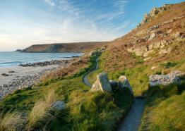 Walking Holidays, West Cornwall