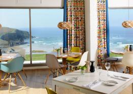 Cafe in Cornwall | Wild Cafe | Bedruthan Steps Hotel | Mawgan Porth