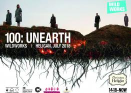 Wild Works, Heligan, 100 UnEarth, What's On, Cornwall, 2018