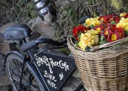 Snails Pace Cafe & Bike Hire, Camel Trail, Bodmin, Cornwall, Things to do