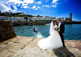 Amelies restaurant, Weddings in Cornwall, Porthleven, West Cornwall