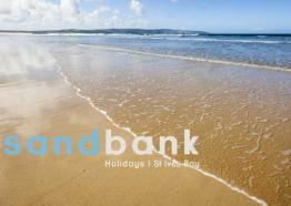 Sandbank Holidays, Self-catering, St Ives Bay, West Cornwall