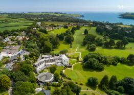 Budock Vean Hotel, near Falmouth Cornwall | Golf, spa and holiday homes