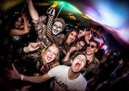 The Halloween Masked Ball, What's on, Cornwall
