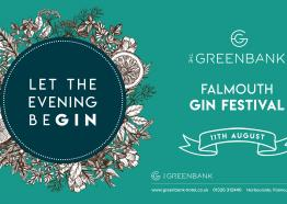 Falmouth Gin Festival, What's On 2018, Cornwall