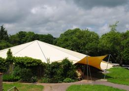Sterts Theatre Cornwall's Unique Tented Ampitheatre