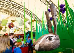 Easter at Eden 2020, What's on, Nr St Austell, Cornwall