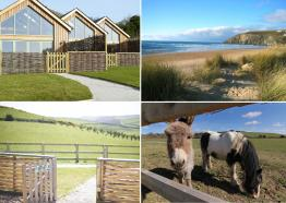 Merlin Farm Holiday Cottages Mawgan Porth Cornwall