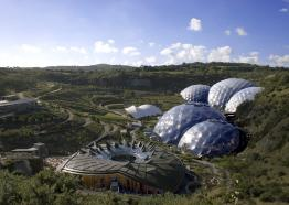 YHA, Eden Project, Cornwall