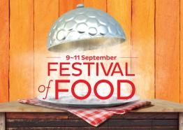 Eden Project, Festival of Food, What's on, South Cornwall, September 2016