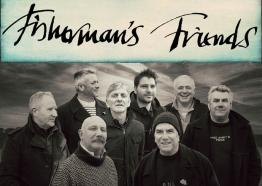 Fisherman's Friends in Fowey