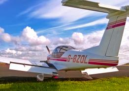 Flynqy, Newquay - Aircraft Robin R3000