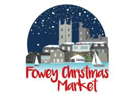 Fowey Christmas Market, What's On, Cornwall