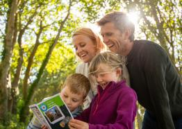 Get Exploring With Treasure Trails