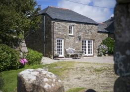 Clippity Clop Cottage, Zennor