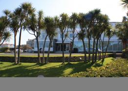 Trebarwith Hotel, Newquay, North Cornwall, Beach location