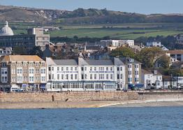 The Queens Hotel, Penzance, West Cornwall