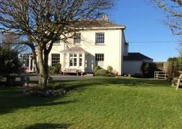 The Old Parsonage, Bed and Breakfast in Boscastle, Cornwall