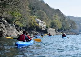 Encounter Cornwall, Golant by Fowey, Canoe & Kayak Hire