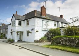 The Plume of Feathers, Mitchell, North Cornwall