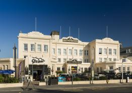 Great Western Hotel, Newquay, Cornwall
