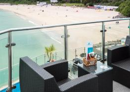 The Lookout Restaurant, St Ives, West Cornwall