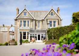 The Longcross Hotel, Port Isaac, Cornwall