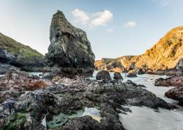 Kynance Cove, The Lizard, Cornwall, National Trust