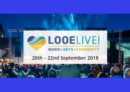 Looe Live!- What's On-Cornwall2019