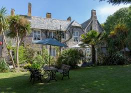 The Old Vicarage, Bed and Breakfast, St Ives, West Cornwall