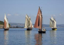 Festivals and Events in Cornwall | Sea Salts and Sale Festival | Mousehole | Cornwall