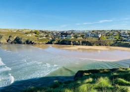 Sun Haven Holiday Village, Mawgan Porth, Cornwall