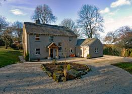 The Old Vicarage, Bed & Breakfast, South Cornwall