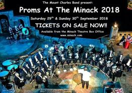 Proms, Minack, What's On, Cornwall, 2018