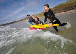 Perran Sands Surf School | Perranporth | North Cornwall